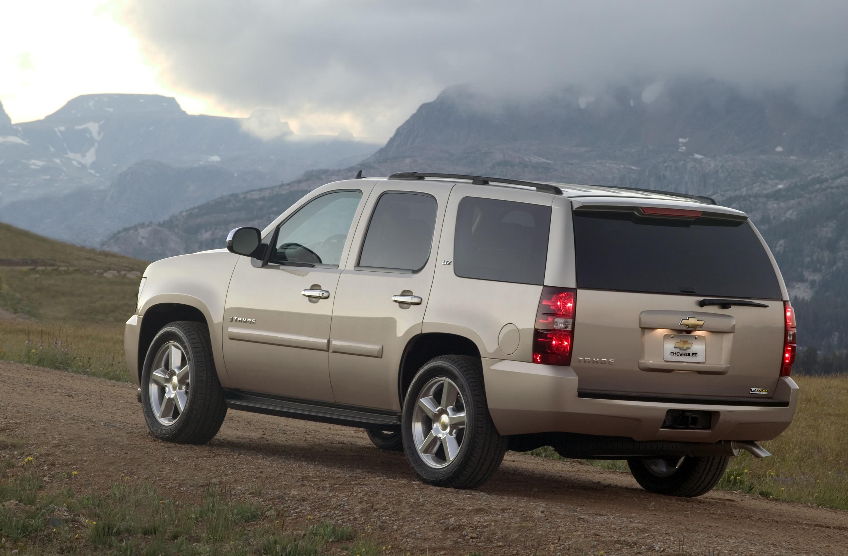 2008 chevrolet tahoe 6 84