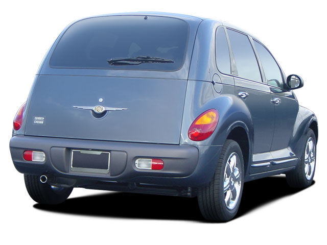2003 chrysler pt cruiser gt review automobile magazine. Black Bedroom Furniture Sets. Home Design Ideas