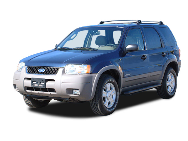 2003 ford escape xls sport road test review. Black Bedroom Furniture Sets. Home Design Ideas