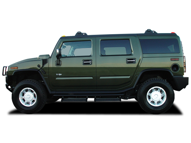 hummer h2 road test review automobile magazine. Black Bedroom Furniture Sets. Home Design Ideas