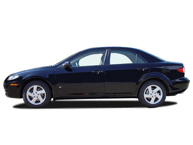 2003 mazda 6 four seasons test review automobile. Black Bedroom Furniture Sets. Home Design Ideas