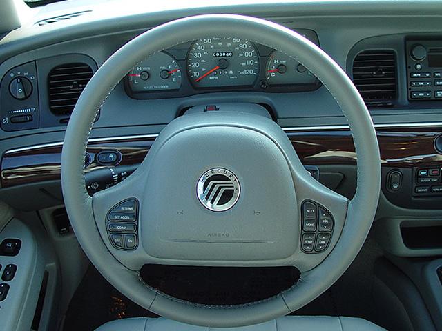 Lincoln Mk9ncoln Mk9 Concept Picture Interior My 2001 2001