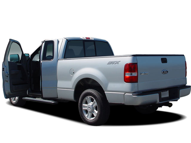 Driven ford f 150 for 10 door truck