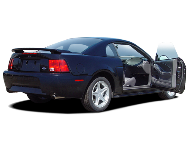 automobile magazine ford mustang 40th anniversary edition. Black Bedroom Furniture Sets. Home Design Ideas