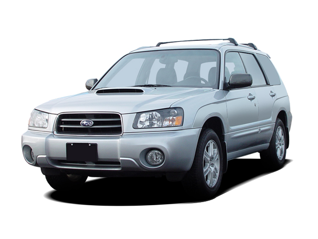 2004 subaru forester 2 5 xt latest news features and auto show coverage automobile magazine. Black Bedroom Furniture Sets. Home Design Ideas