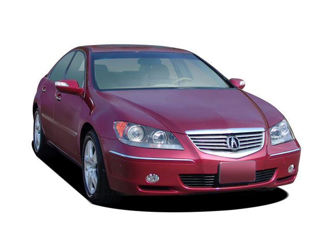 2005 acura rl intellichoice review automobile magazine. Black Bedroom Furniture Sets. Home Design Ideas