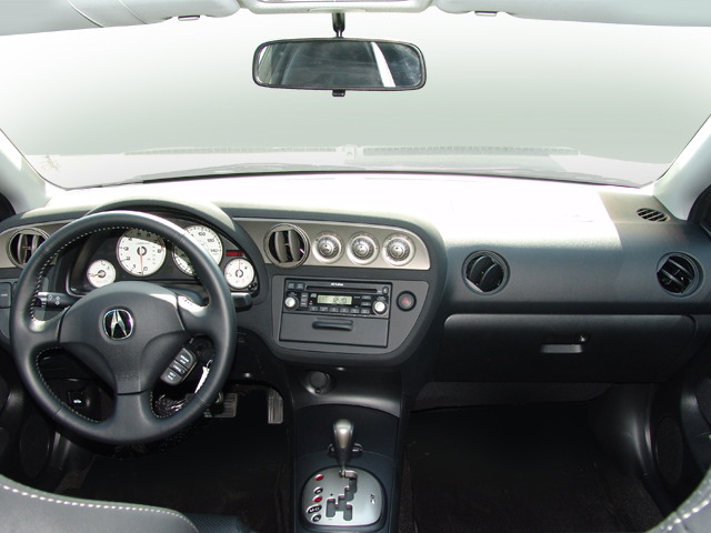 2004 Acura Rsx Interior