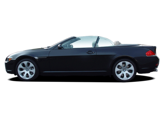 bmw 645ci convertible 2004 naias detroit auto show. Black Bedroom Furniture Sets. Home Design Ideas