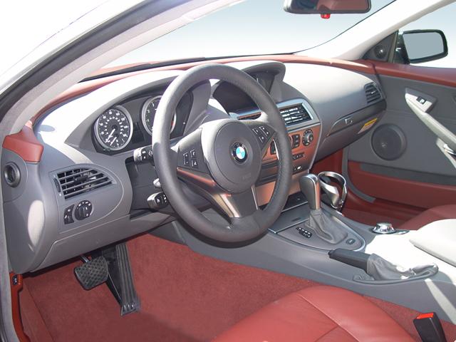 BMW Ci Road Test Review Automobile Magazine - Bmw 645 2005