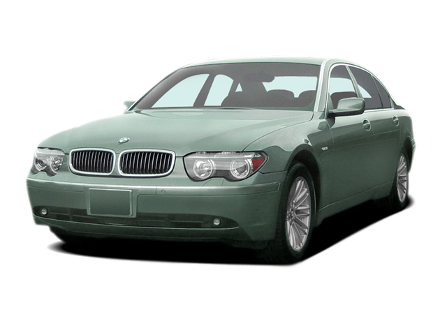 2005 BMW 7-Series