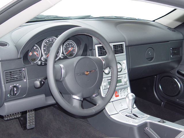 Chrysler Crossfire SRT6 Preview  Specifications  Automobile