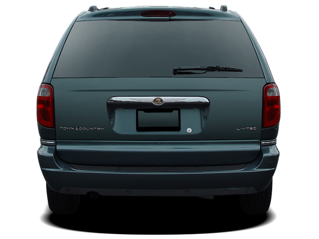 2005 chrysler town country intellichoice review. Black Bedroom Furniture Sets. Home Design Ideas