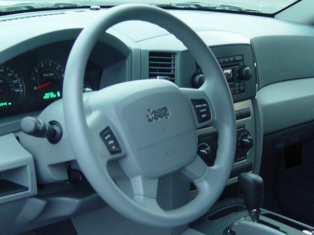 Jeep grand cherokee 2004 new york auto show automobile - 2005 jeep grand cherokee laredo interior ...