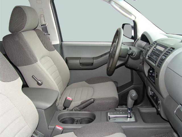 Nissan Xterra Se Wd Suv Front Seat