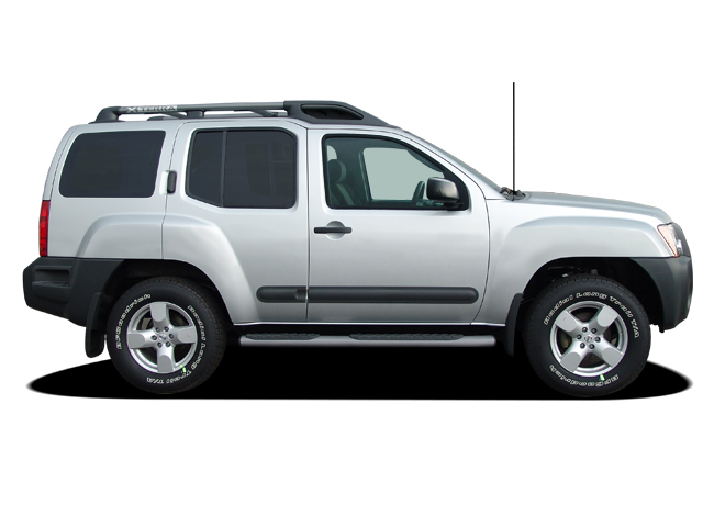 Nissan Xterra Minivans Suvs Automobile Magazine