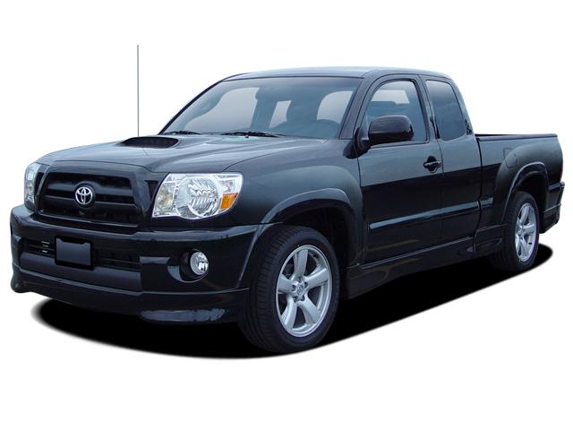 2005 toyota tacoma pickup trucks automobile magazine. Black Bedroom Furniture Sets. Home Design Ideas