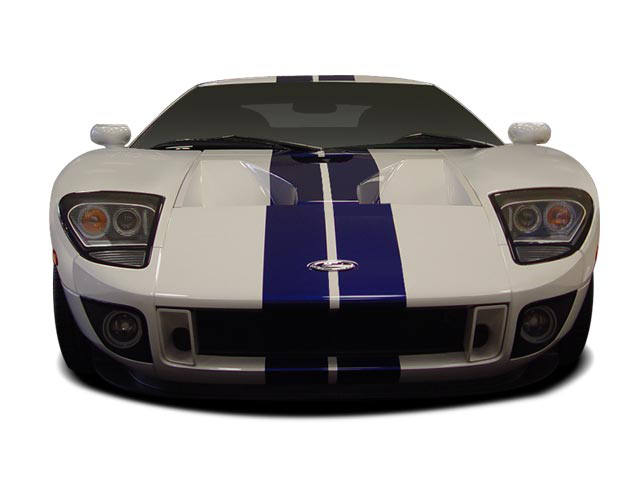 ford gt front 2005 2006 coupe exterior door barrett jackson motortrend headlines palm miles auctions beach cars specs