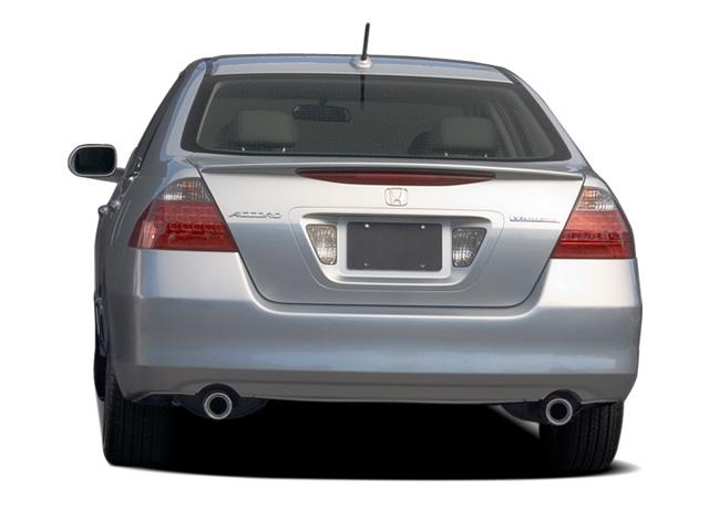 2006 Honda Accord Hybrid V6 Automatic Transmission Sedan