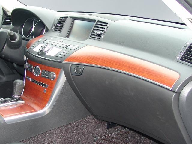 2006 Infiniti M35 And M45 2005 Naias Detroit Auto Show