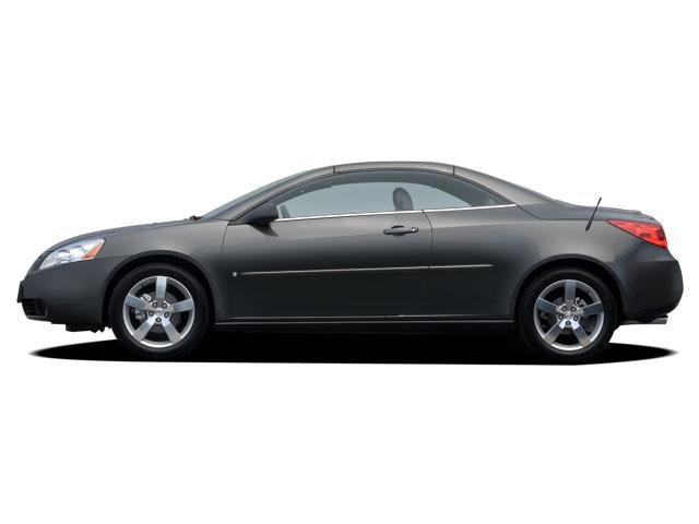 2006 pontiac g6 gtp convertible car review road test. Black Bedroom Furniture Sets. Home Design Ideas