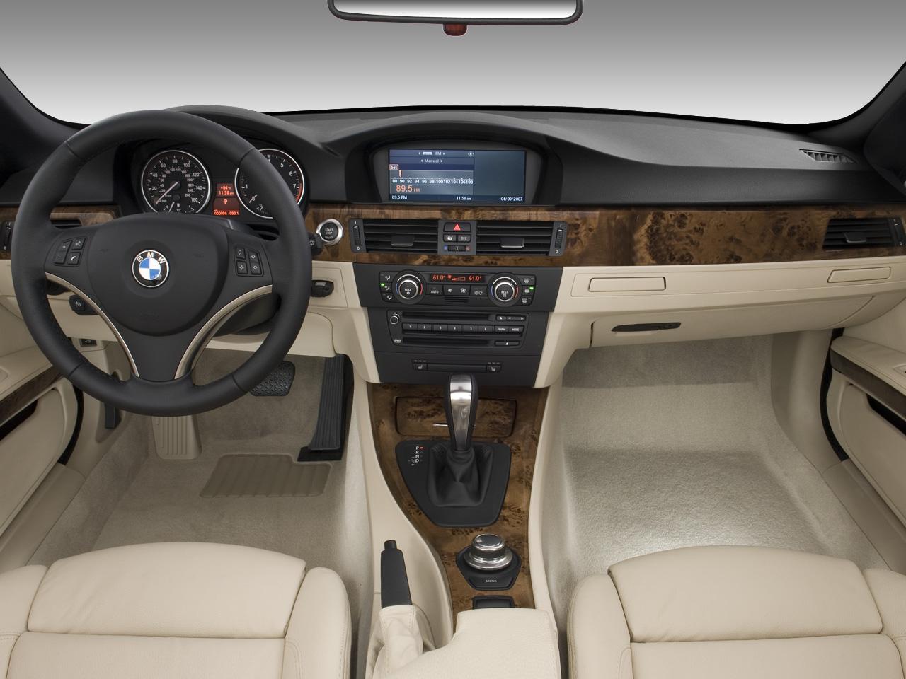 Official Photos BMW Series Coupe Automobile Magazine - 2007 bmw 3 series 328xi coupe