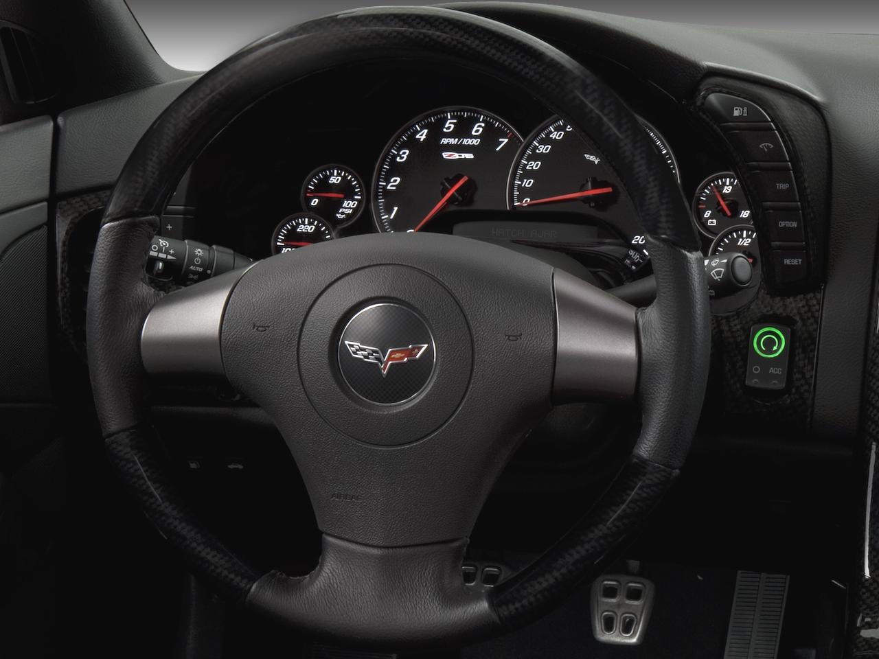2007 Chevrolet Corvette Convertible Top Convertibles