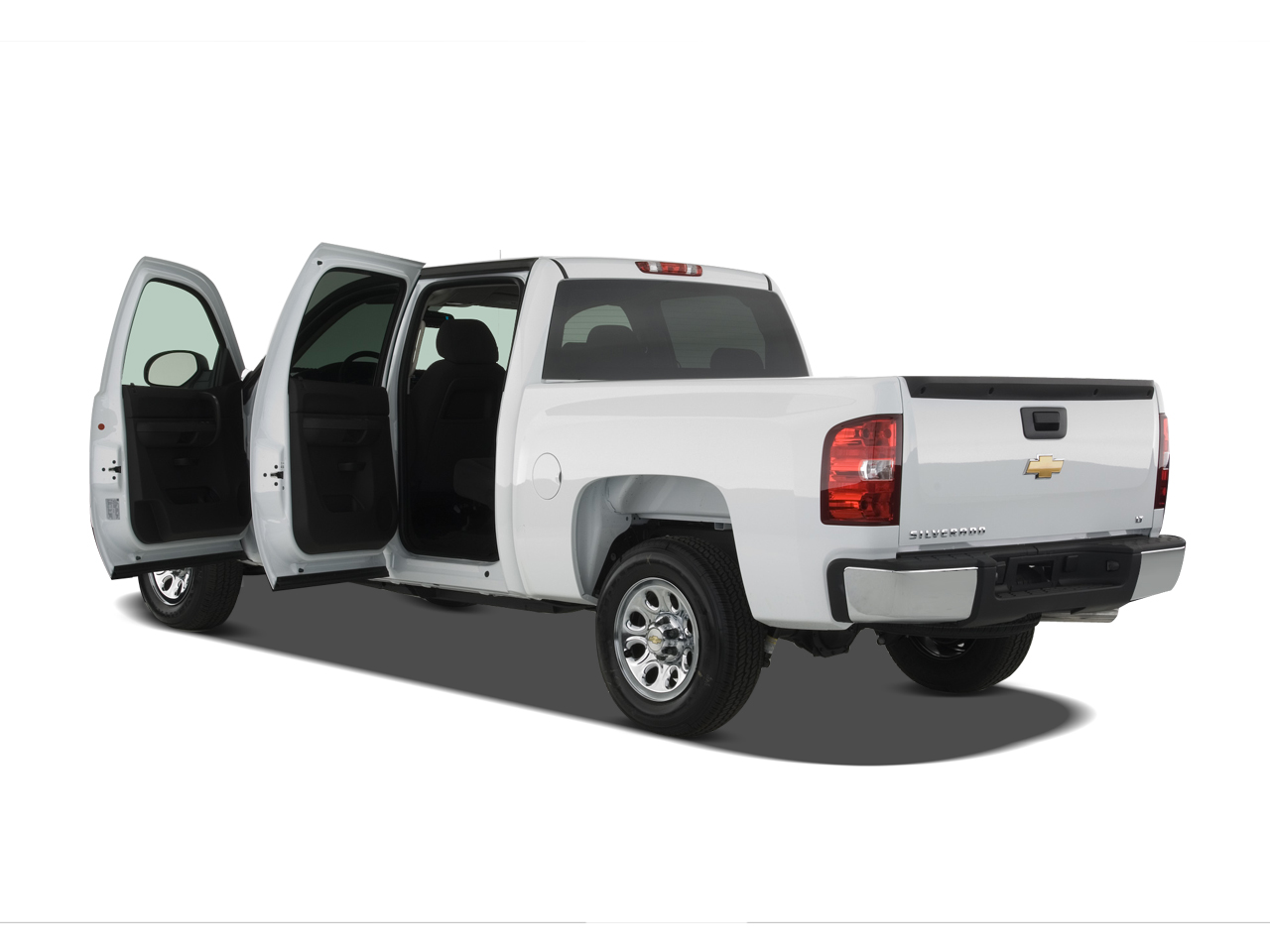2007 chevrolet silverado and gmc sierra photos and details for 10 door truck