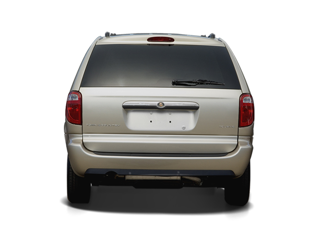 2007 Chrysler Town Amp Country Black Jack Concept Latest
