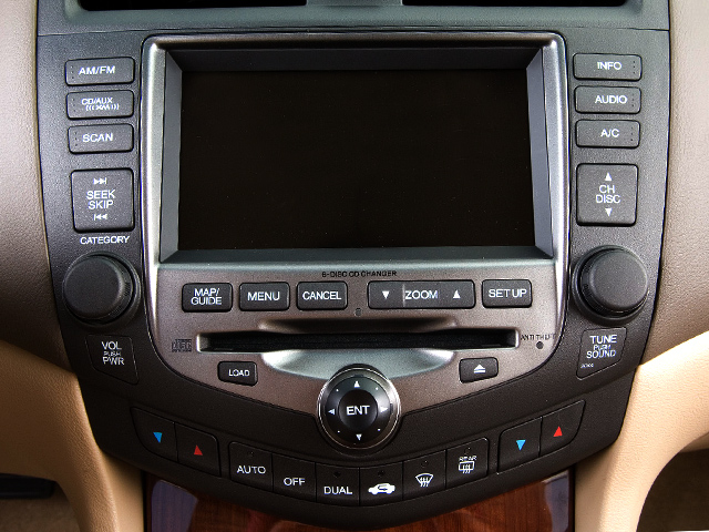2007 Honda Accord Coupe Concept Latest News Auto Show Coverage Rhautomobilemag: 2007 Accord Interior Radio At Gmaili.net