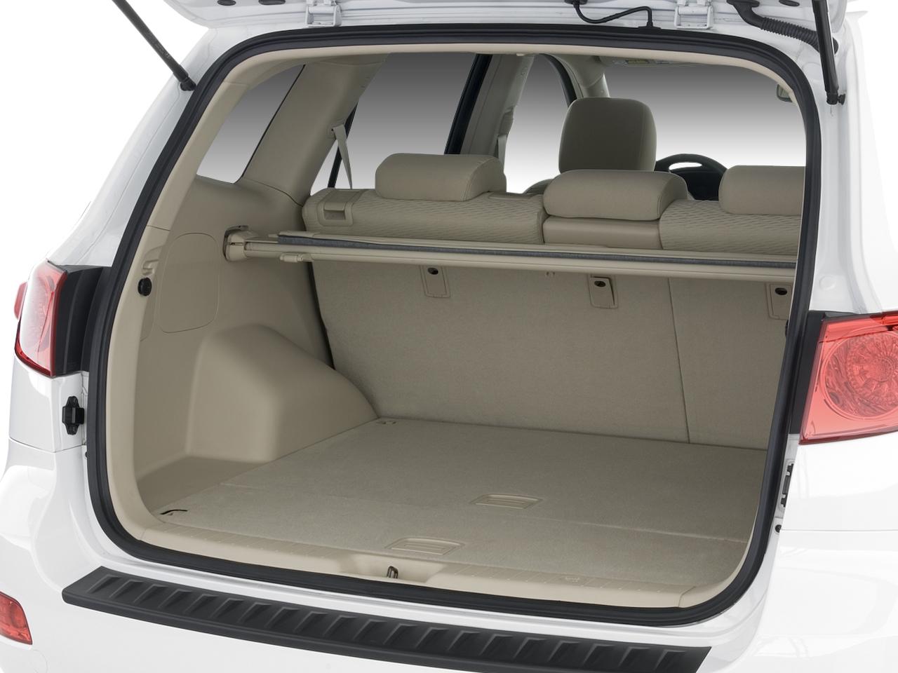 2007 hyundai santa fe car review road test. Black Bedroom Furniture Sets. Home Design Ideas