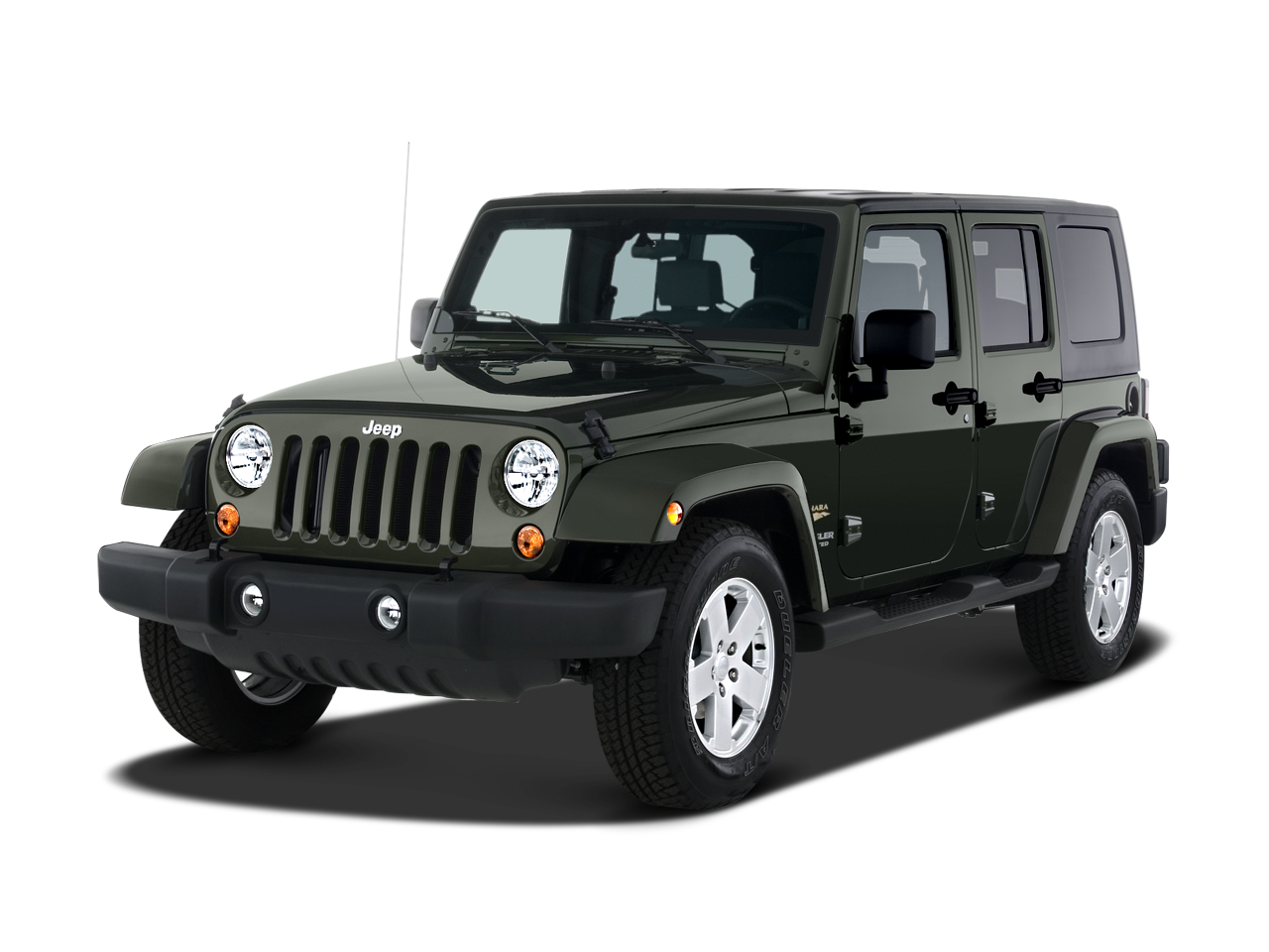 2007 jeep wrangler unlimited four seasons wrap up. Black Bedroom Furniture Sets. Home Design Ideas