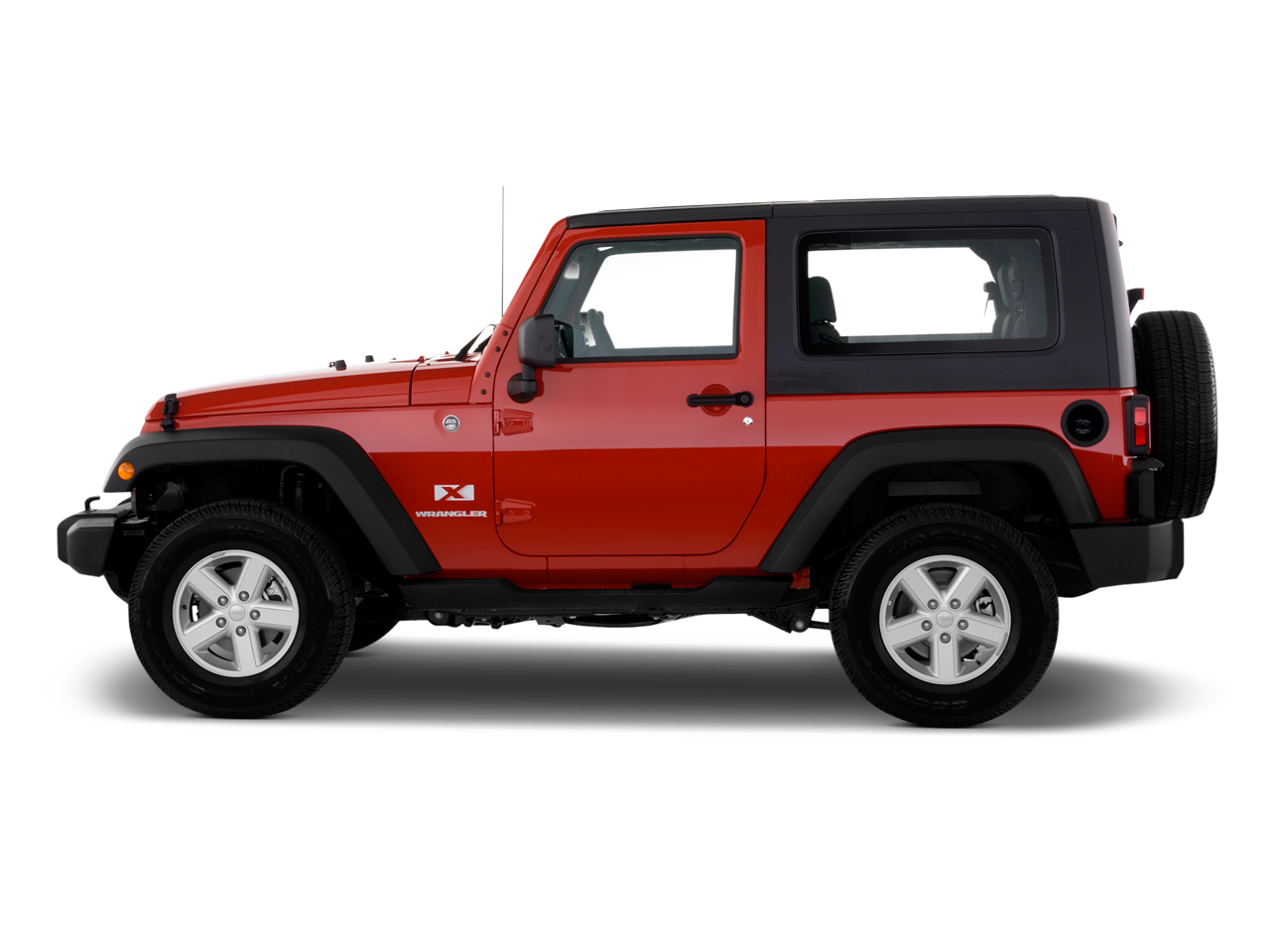 2007 Jeep Wrangler Unlimited Four Seasons Wrap Up