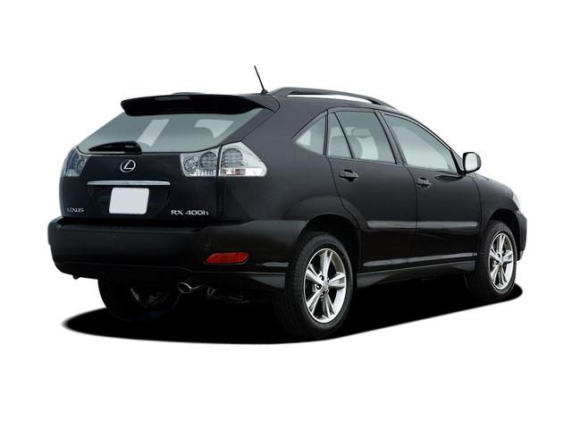 2006 lexus rx400h hybrid automobile magazine. Black Bedroom Furniture Sets. Home Design Ideas