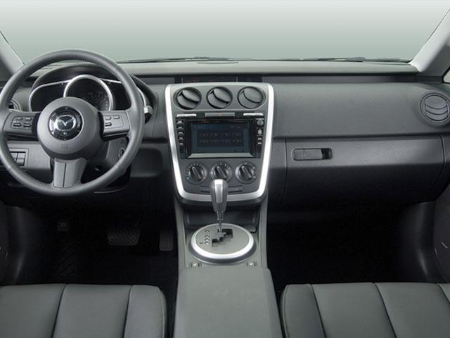 2007 Mazda CX-7 - 2006 Detroit Auto Show - Automobile Magazine