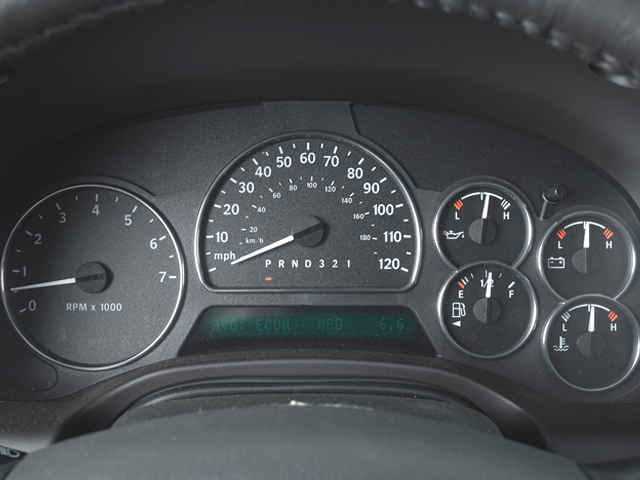 Gm Agrees To Pay For Faulty Gas Gauges In Buick Rainier Chevrolet Ssr Trailblazer Gmc Envoy