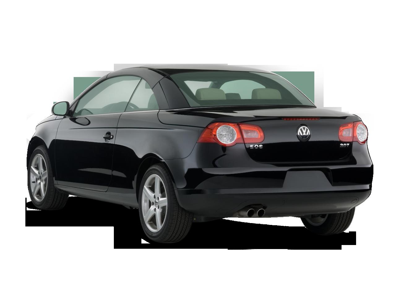 2007 Volkswagen Eos New Car Review Automobile Magazine