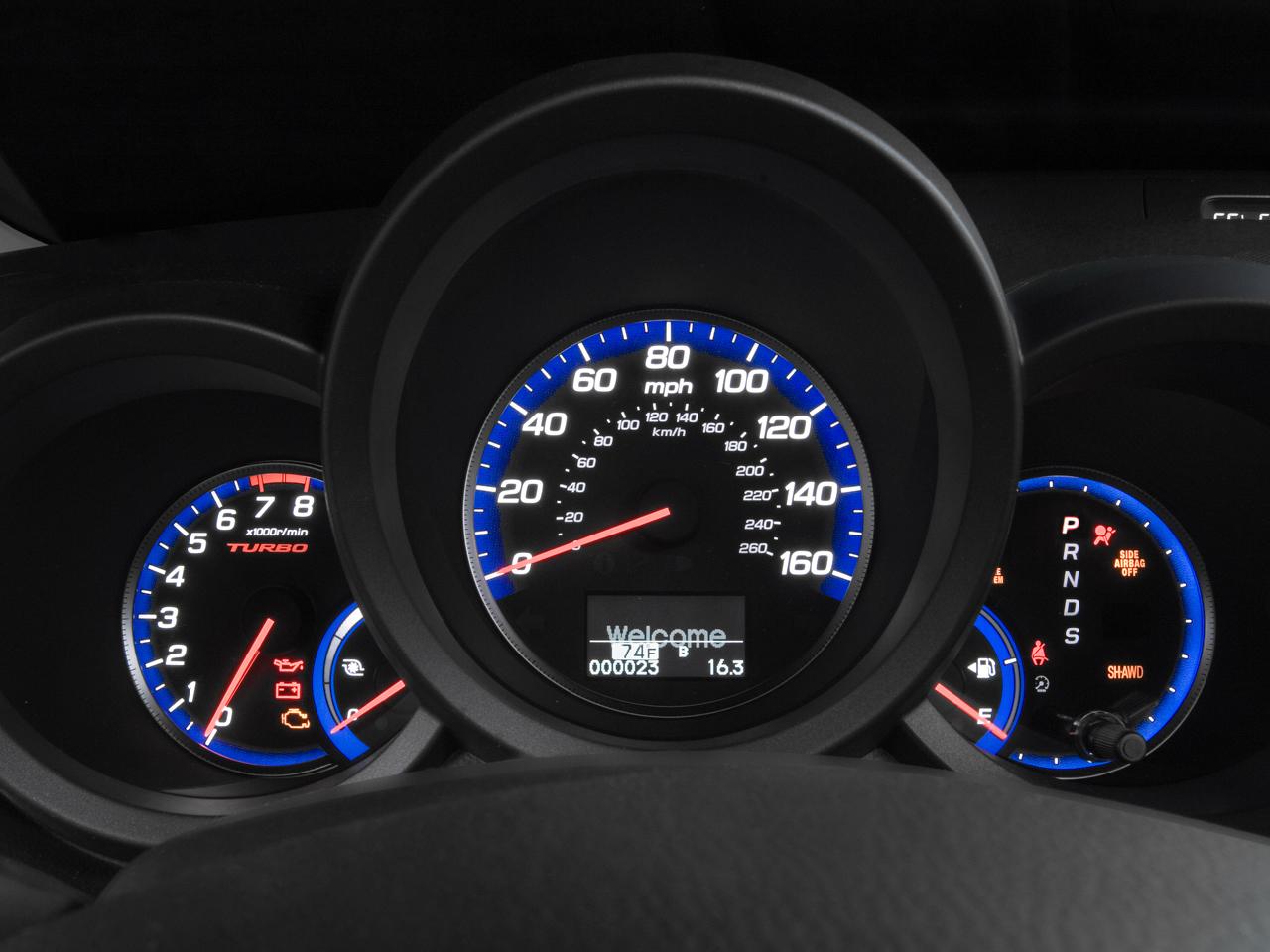 2008 Acura RDX - 2008 & 2009 Future Cars Sneak Preview - Automobile ...