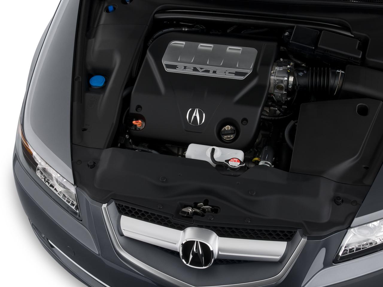 Acura Tl Speed At Sedan Engine on Acura Tl 2005