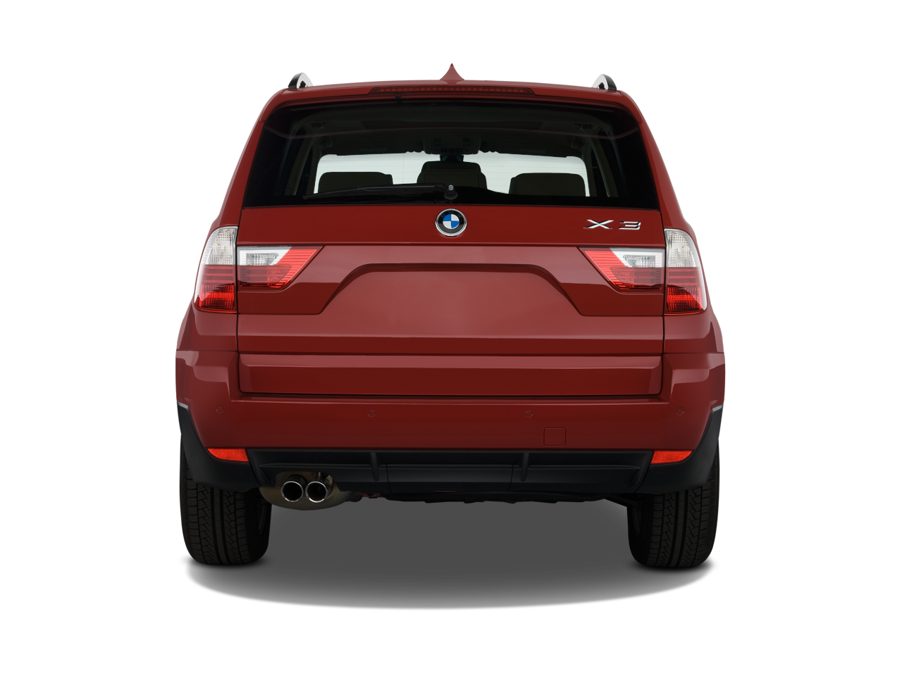 2008 Bmw X3 3 0si Bmw Luxury Compact Suv Review