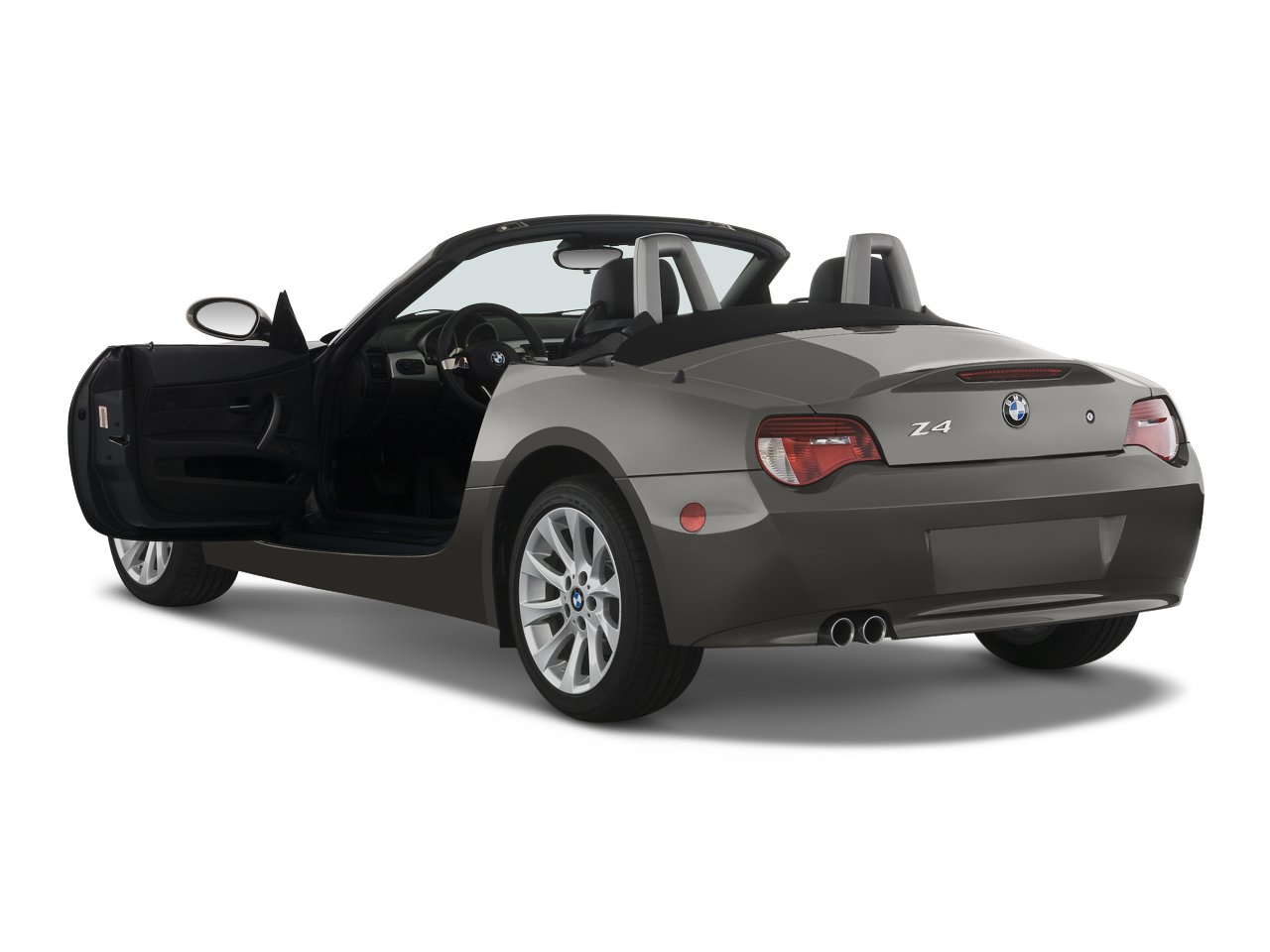 2008 bmw z4 coupe bmw sports coupe review automobile magazine. Black Bedroom Furniture Sets. Home Design Ideas