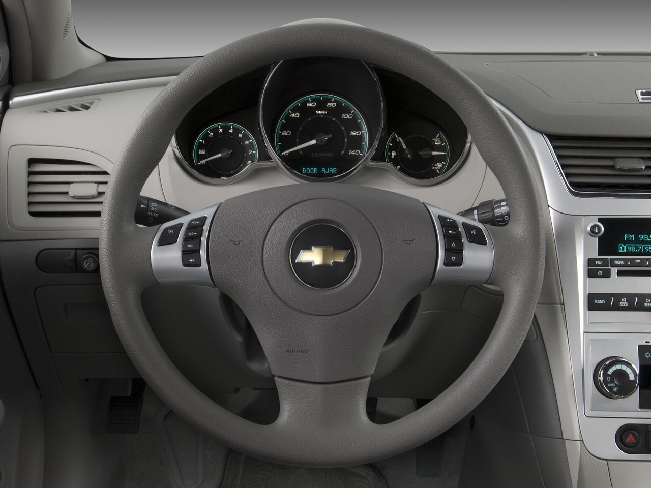 2008 chevrolet malibu hybrid sedan steering wheel 2008 chevrolet malibu latest news, features, and reviews