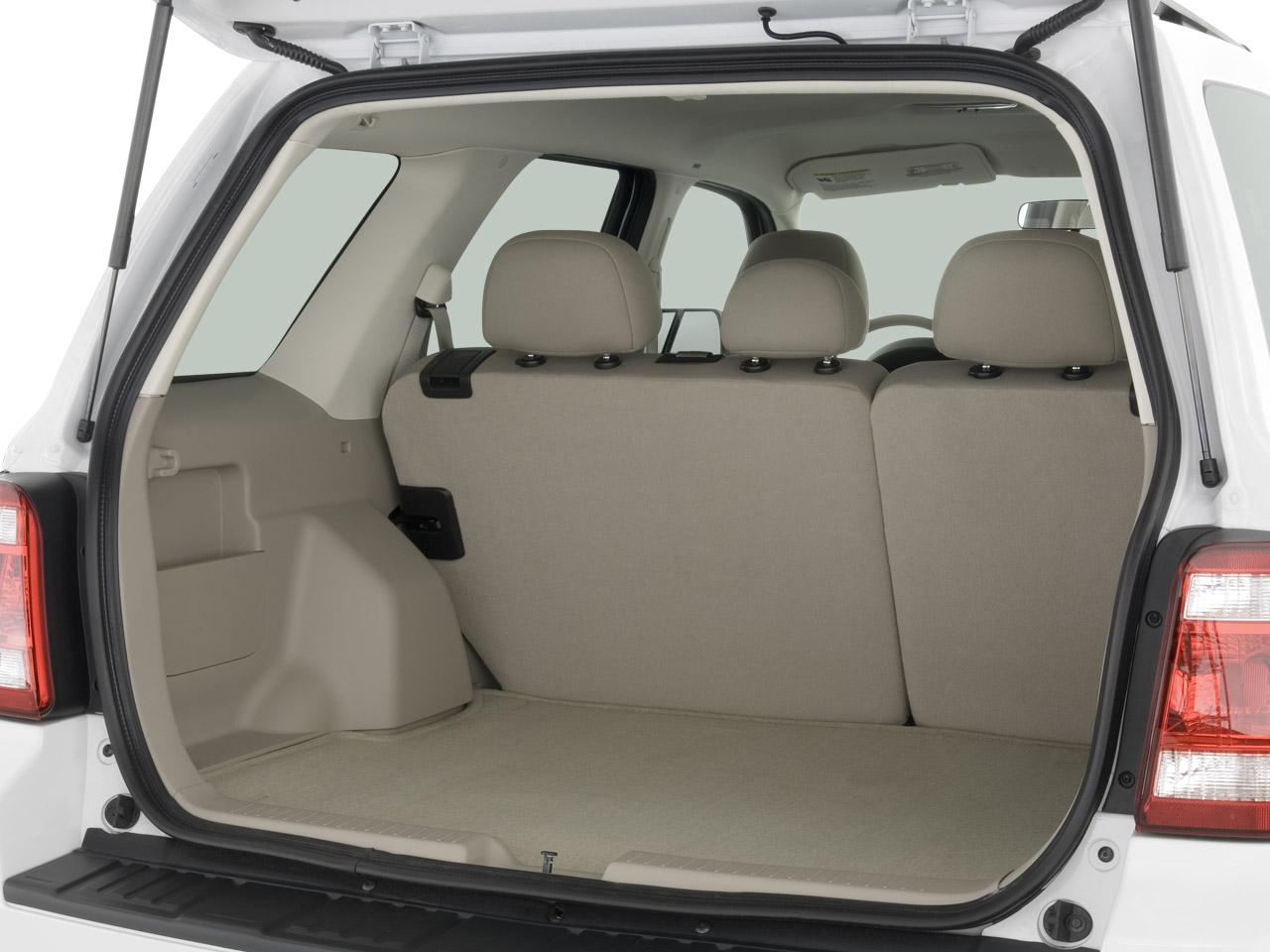 2008 ford escape latest news auto show coverage and future cars automobile magazine - Small suv cargo space property ...