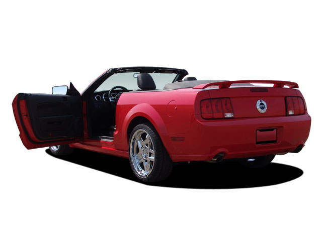 2008 ford mustang saleen dan gurney h281sc signature edition ford sport coupe review. Black Bedroom Furniture Sets. Home Design Ideas