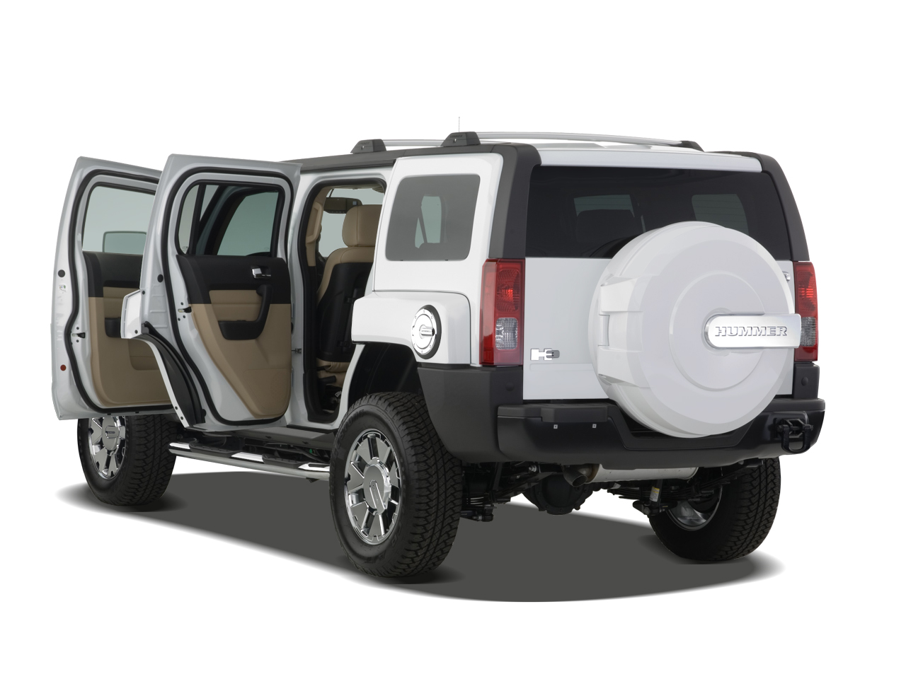 Off Road Trip 2007 Hummer H3 Alpha And 2007 Jeep Wrangler