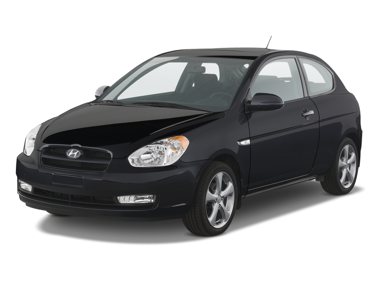 2008 hyundai accent se hyundai subcompact hatchback review automobile magazine. Black Bedroom Furniture Sets. Home Design Ideas