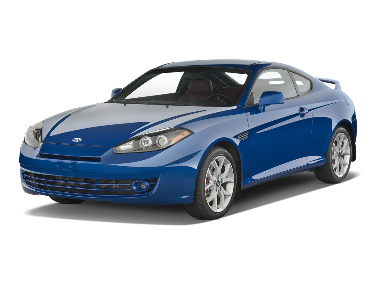 2008 hyundai tiburon gt v6 hyundai sport coupe review automobile magazine. Black Bedroom Furniture Sets. Home Design Ideas