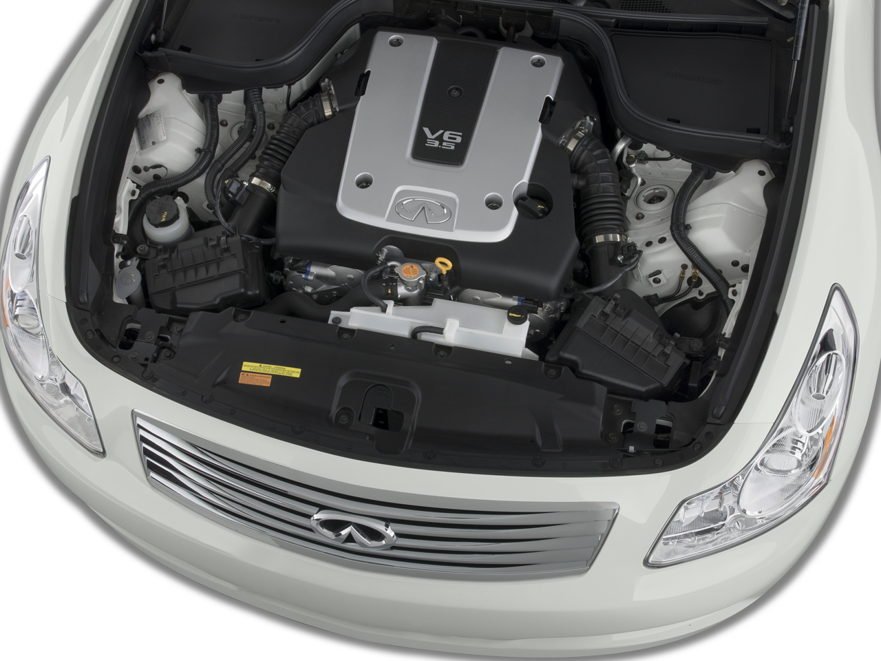 Diagram Of 2008 Infiniti Engine