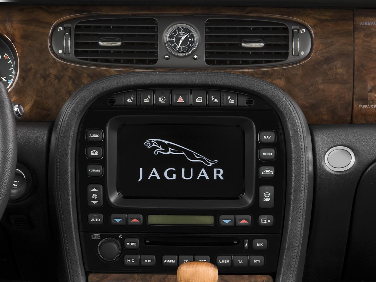 2008 jaguar xj vanden plas jaguar luxury sedan review. Black Bedroom Furniture Sets. Home Design Ideas
