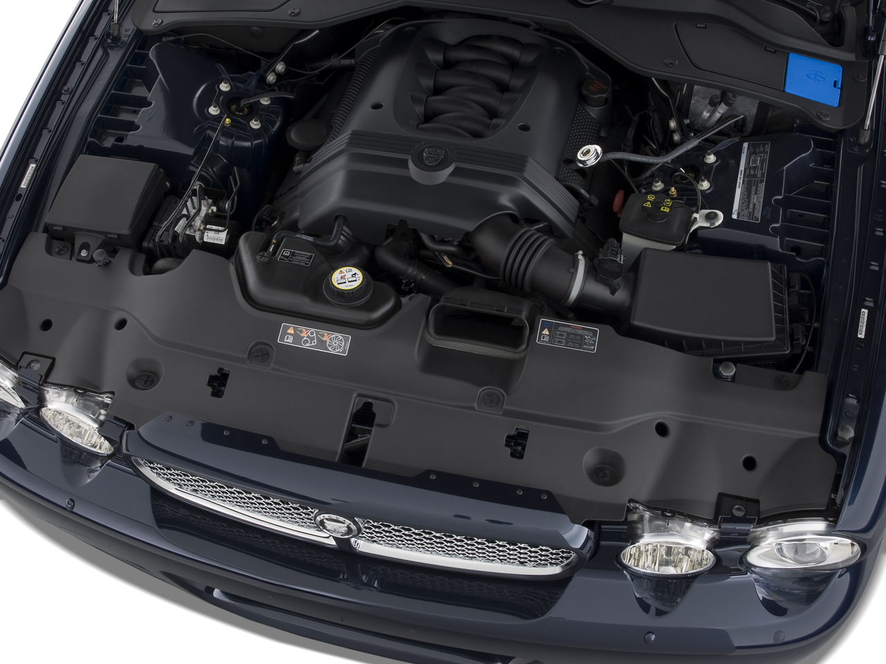 motor xj6 4 2