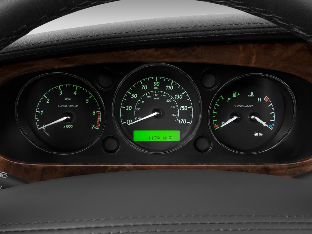 2008 Jaguar XJ Vanden Plas  Jaguar Luxury Sedan Review